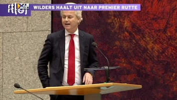 RTL Nieuws Wilders haalt uit naar Rutte