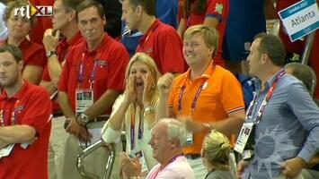 RTL Boulevard Willem-Alexander en Maxima bij de Spelen