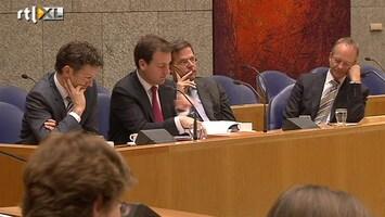 RTL Nieuws Kamer hopeloos verdeeld over aanpak crisis
