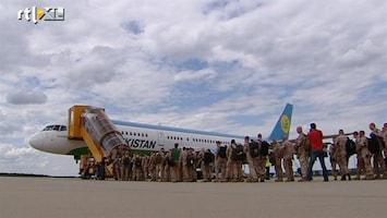 RTL Nieuws Missie Kunduz nu echt begonnen