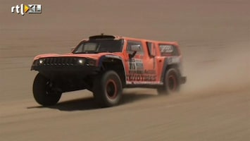Rtl Gp: Dakar 2012 - Dag 13: De Auto's