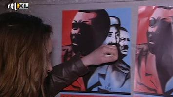 RTL Nieuws Posteractie tegen Joseph Kony