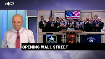 Rtl Z Opening Wall Street - Afl. 223