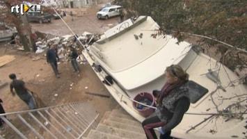 RTL Nieuws Woede in rampgebied New York om marathon