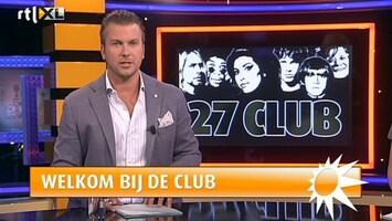 RTL Boulevard De '27 club' vol legendes