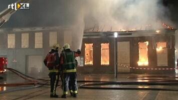 RTL Nieuws Branden Winschoten: groepje vandalen of pyromaan?