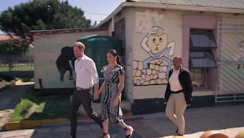 Documentaire Harry & Meghan: Hun Afrikaanse Reis