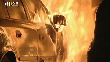 RTL Nieuws Berlijn in ban van autobranden