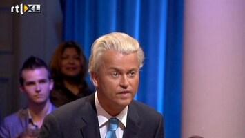 RTL Nieuws Wilders wil nooit een moskee in