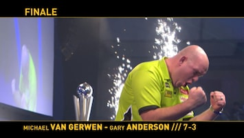 Dag 15 WK Darts Finale 02-01 samenvatting