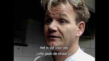 Gordon Ramsay: Oorlog In De Keuken! (UK) Bonapartes