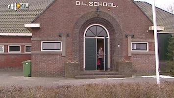 RTL Nieuws Kleine basisscholen moeten sluiten