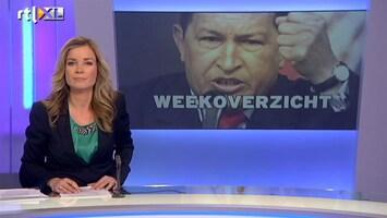 RTL Nieuws Weekoverzicht: 4 t/m 10 maart
