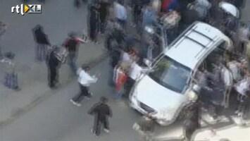 RTL Nieuws Syrische burgers leven in angst