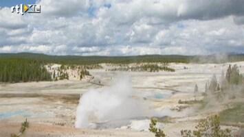 RTL Nieuws Prachtige beelden uit Yellowstone