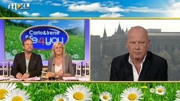 Carlo & Irene: Life 4 You Nieuws over het kabinet