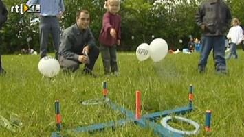 RTL Nieuws 2003: Rechtsradicale partij NPD organiseert kinderfeesten