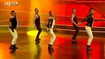Holland's Got Talent - Little Chucky Crew