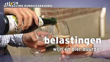 RTL Nieuws Overzicht bezuinigingen uit het Kunduz-akoord