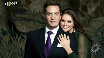 RTL Boulevard Zweedse prinses Madeleine maakt zich op voor huwelijk