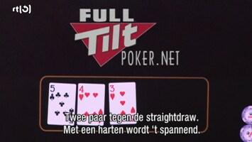 Rtl Poker: European Poker Tour - Uitzending van 23-09-2010