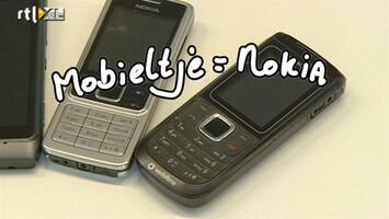 RTL Nieuws Nokia verkoopt weer minder smartphones