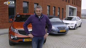 RTL Autowereld Kia Forte LPI