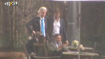 RTL Nieuws Geert Wilders slaapt er nog een nachtje over