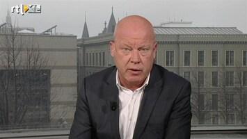 RTL Nieuws 'Rutte onderbreekt vakantie'