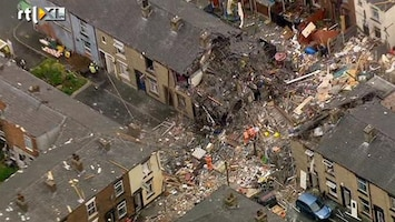 RTL Nieuws 2-jarige omgekomen bij gasexplosie Engeland