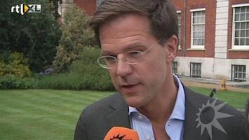 RTL Boulevard Mark Rutte op de Olympische Spelen