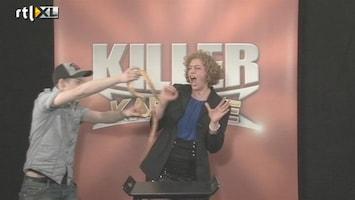 Killer Karaoke - Killer Karaoke - Auditie Van Vera