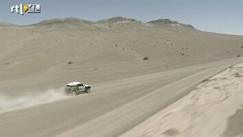 Rtl Gp: Dakar 2012 - Dag 14: De Auto's