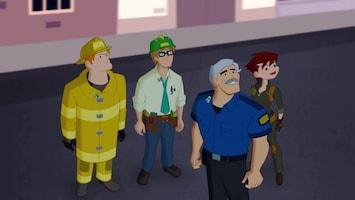 Rescue Bots - Afl. 7