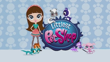 Littlest Pet Shop Stand up stinkdier