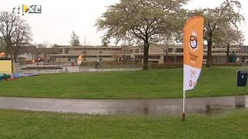 RTL Nieuws Regen spelbreker bij Koningsspelen