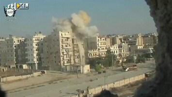 RTL Nieuws Arabische Liga wil maatregelen tegen Syrië