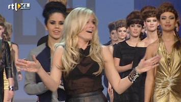 RTL Boulevard Modeshow najaarscollectie Nikkie Plessen