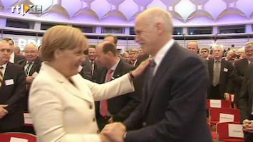 RTL Nieuws Papandreou: Economische beloftes waarmaken