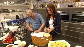 Carlo & Irene: Life 4 You Marjolein gaat lekker Italiaans koken