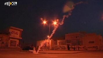 RTL Nieuws Fikse rellen in Bahrein