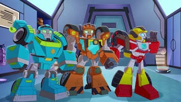 Transformers Rescue Bots Academy Afl. 14