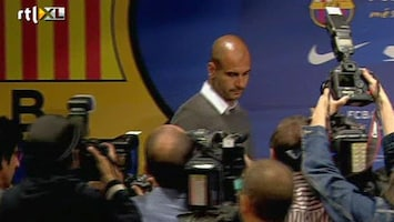RTL Nieuws Coach Barcelona houdt het voor gezien