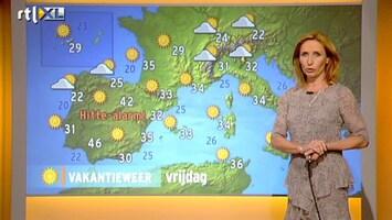 RTL Nieuws Hitte-alarm in Zuid-Europa