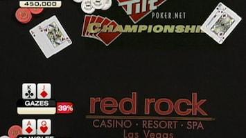 Rtl Poker: European Poker Tour - Uitzending van 12-09-2010