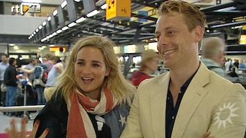 RTL Boulevard Lieke van Lexmond en Mark van Eeuwen naar Rwanda