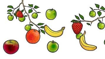 2 Kleine Kleutertjes De fruitboot