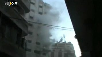 RTL Nieuws Talloze schendingen bestand Syrië