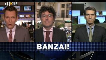 RTL Z Voorbeurs 'Eind aan ongestraft drukken van geld in Japan'