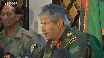 RTL Nieuws Rebellengeneraal in Libië vermoord